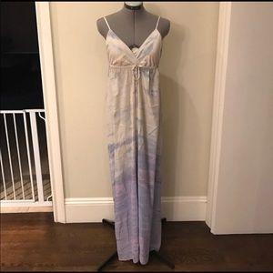 Gorgeous Gypsy 05 Silk Ombré Dress